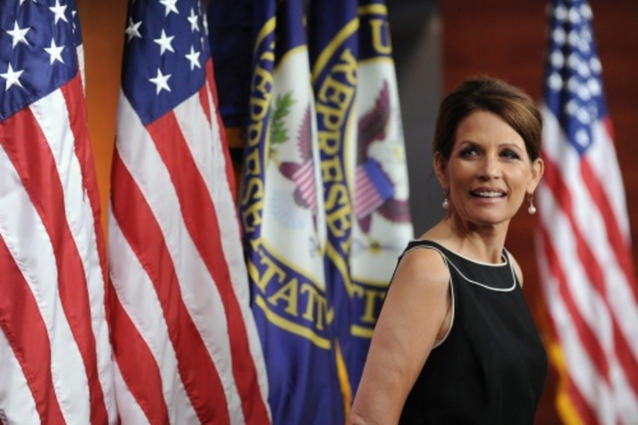 Michele Bachmann. EPA