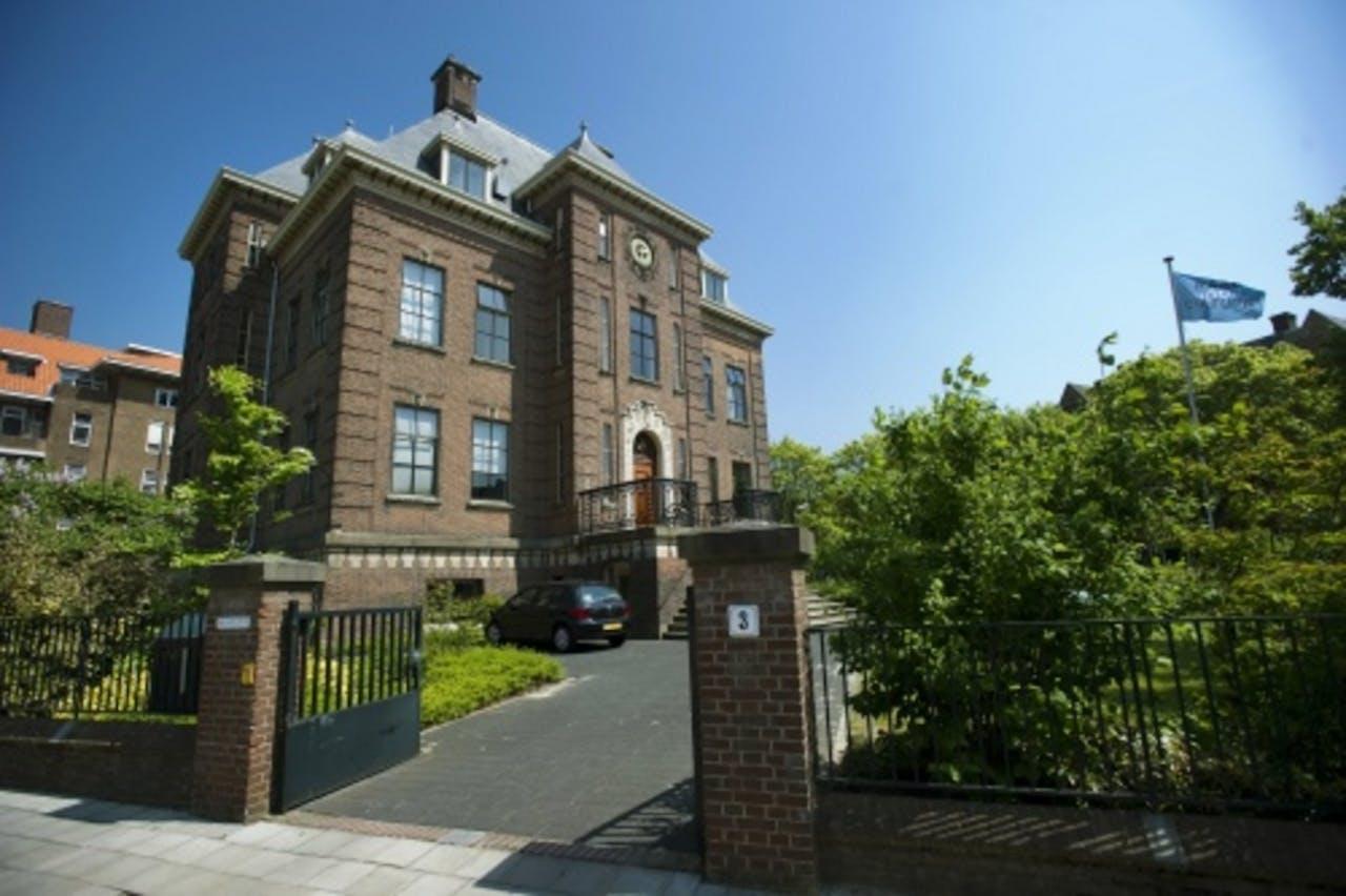 Het gebouw van de Raad van Cultuur. ANP