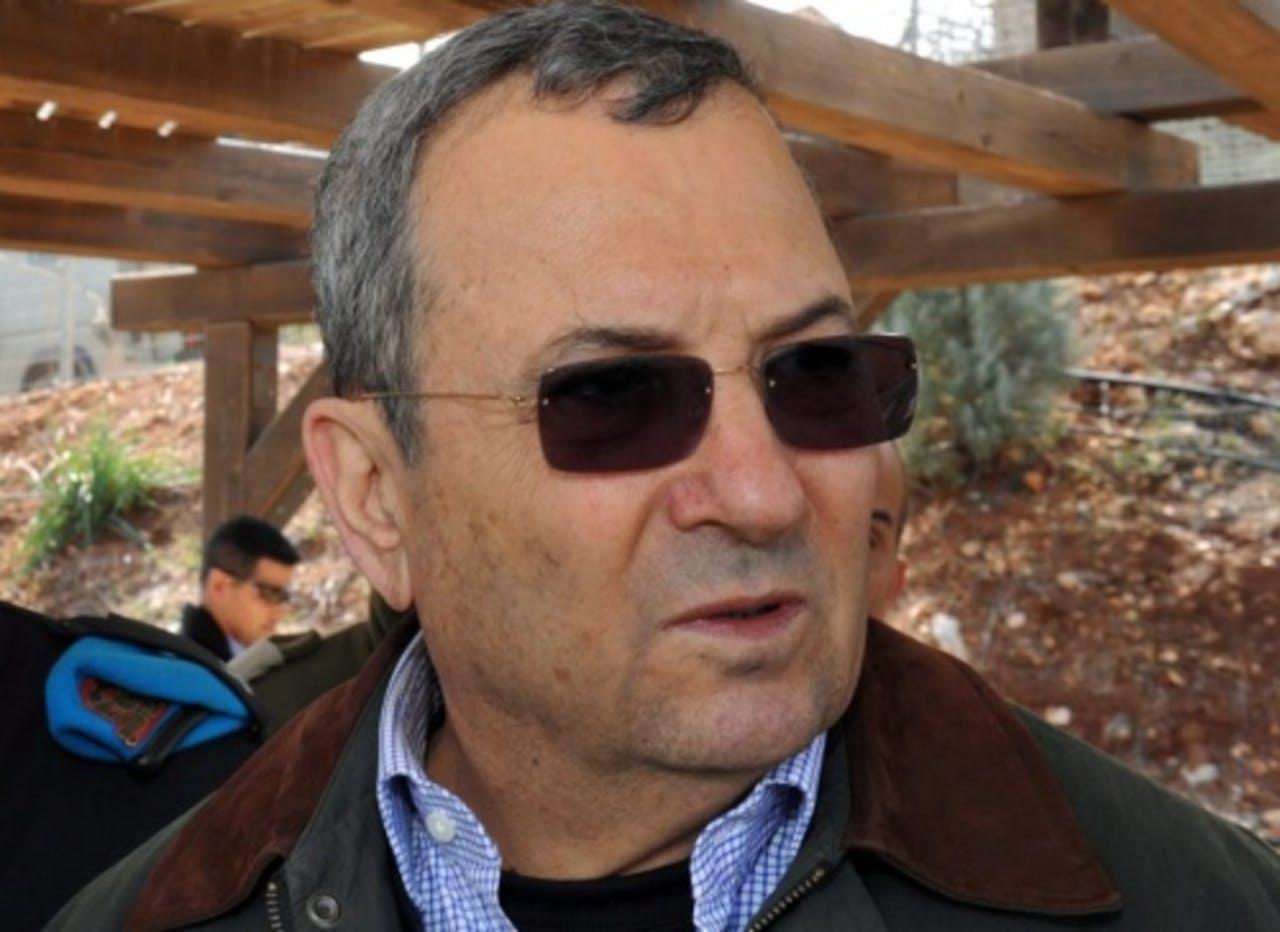 Chef-staf Benny Gantz van het Israëlische leger. EPA