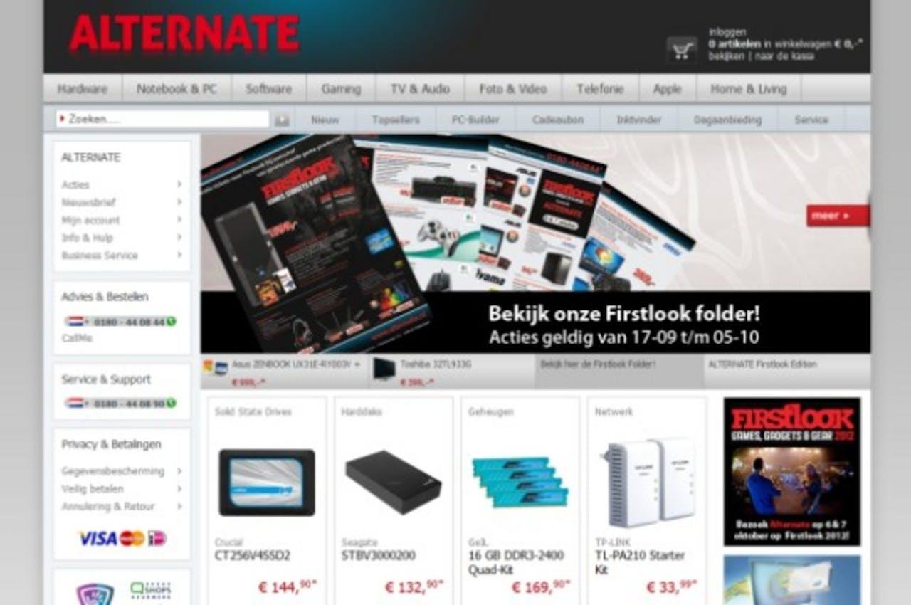 ALTERNATE voegt betaalwijze PostNL Checkpay toe aan webwinkel