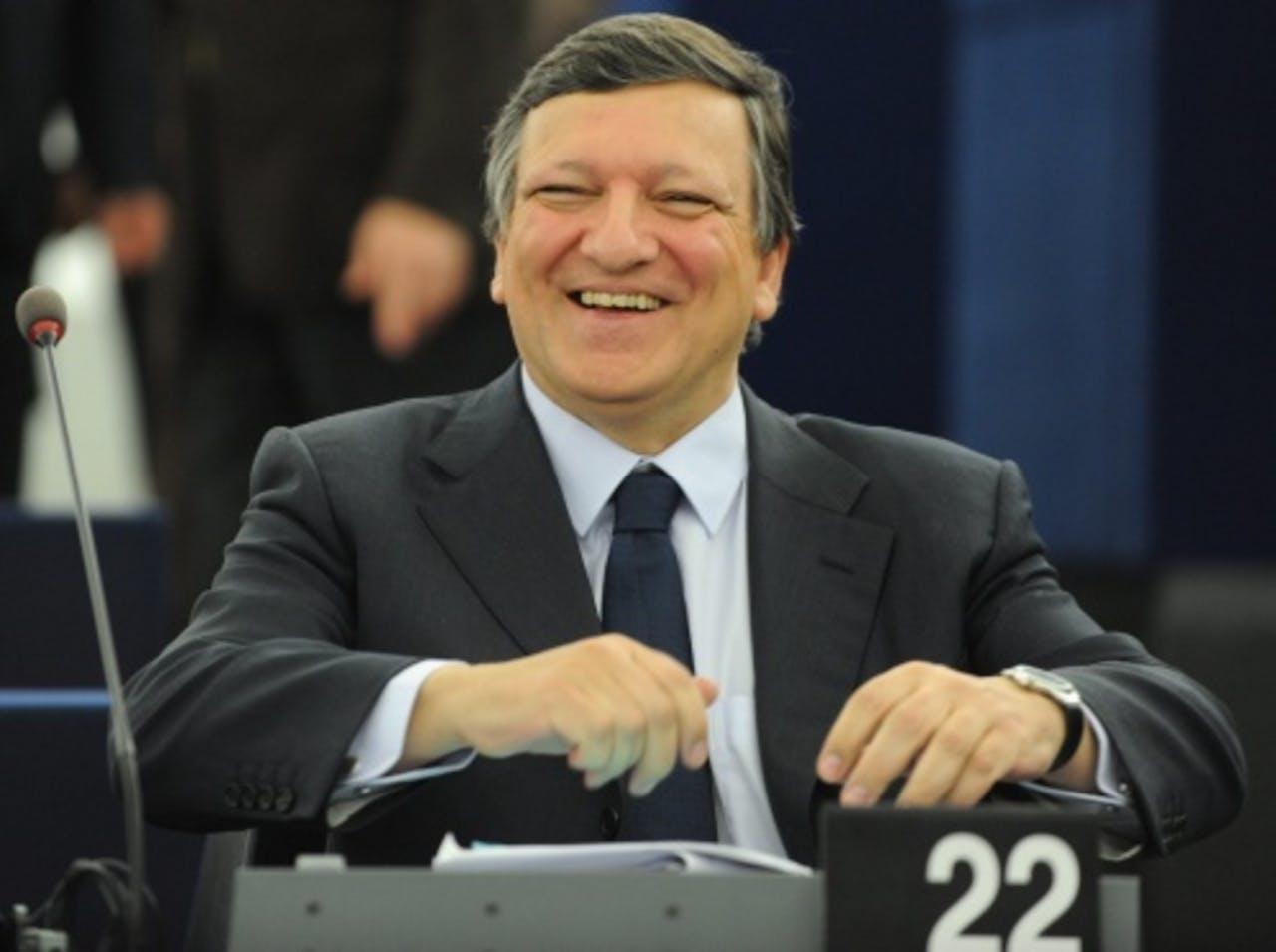 José Manuel Barroso. EPA