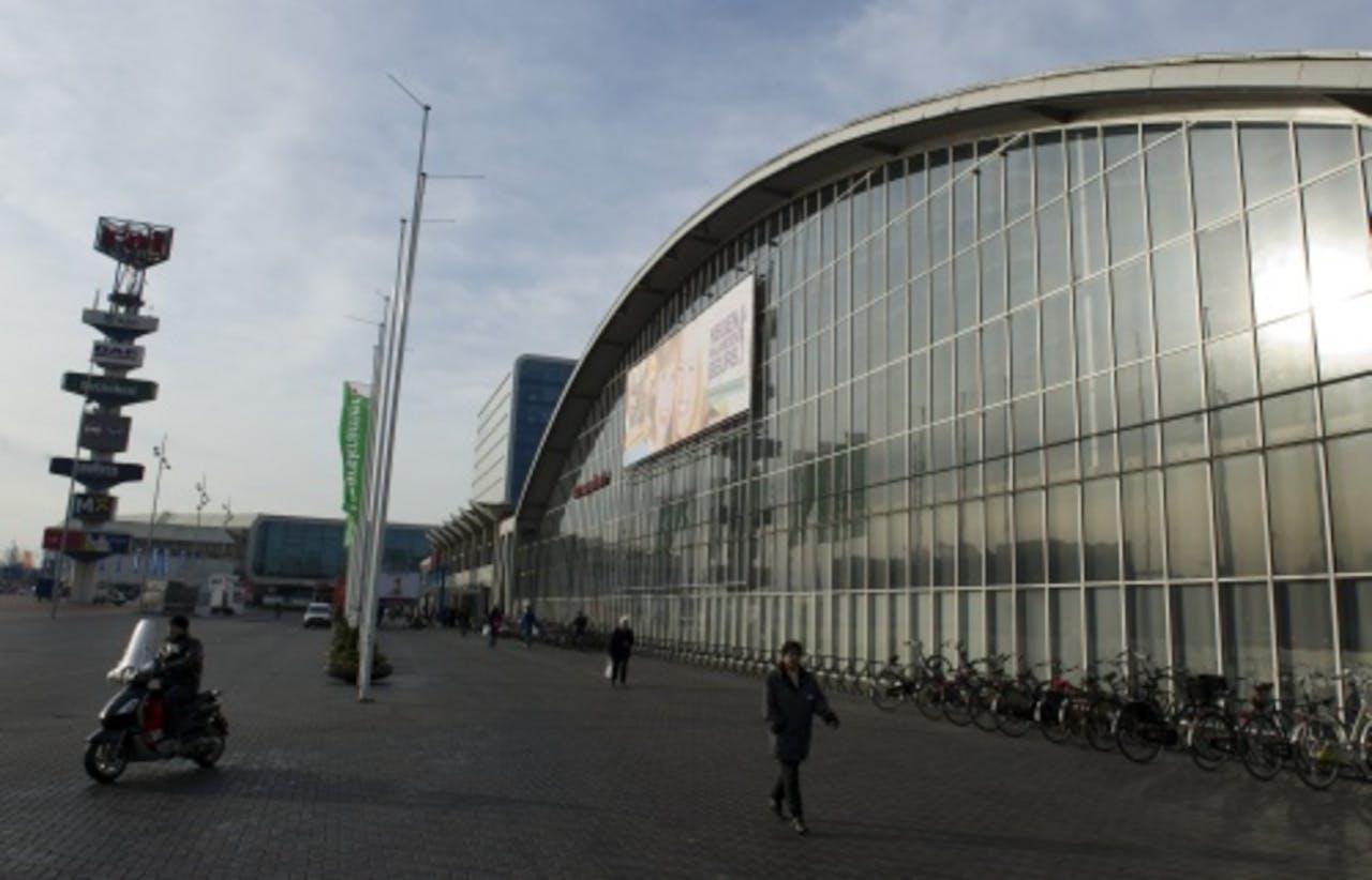 De Amsterdamse RAI. ANP