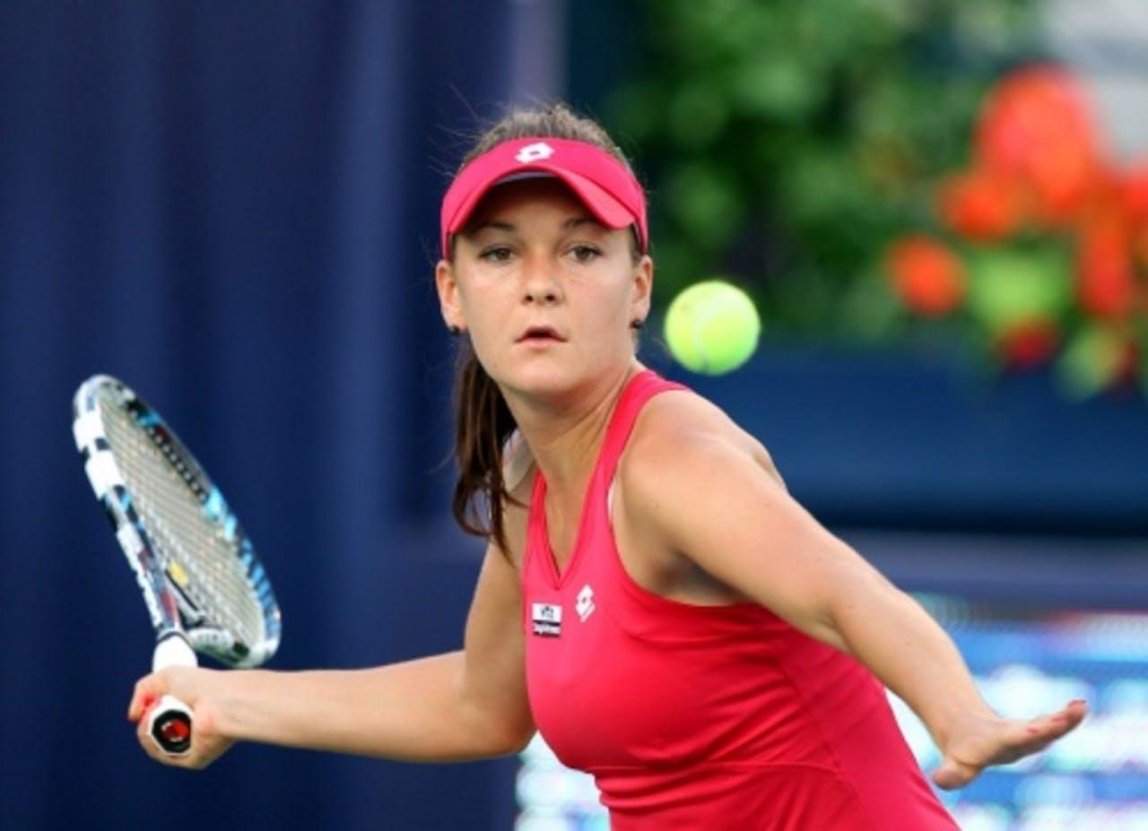 Tennisster Agnieszka Radwanska. EPA