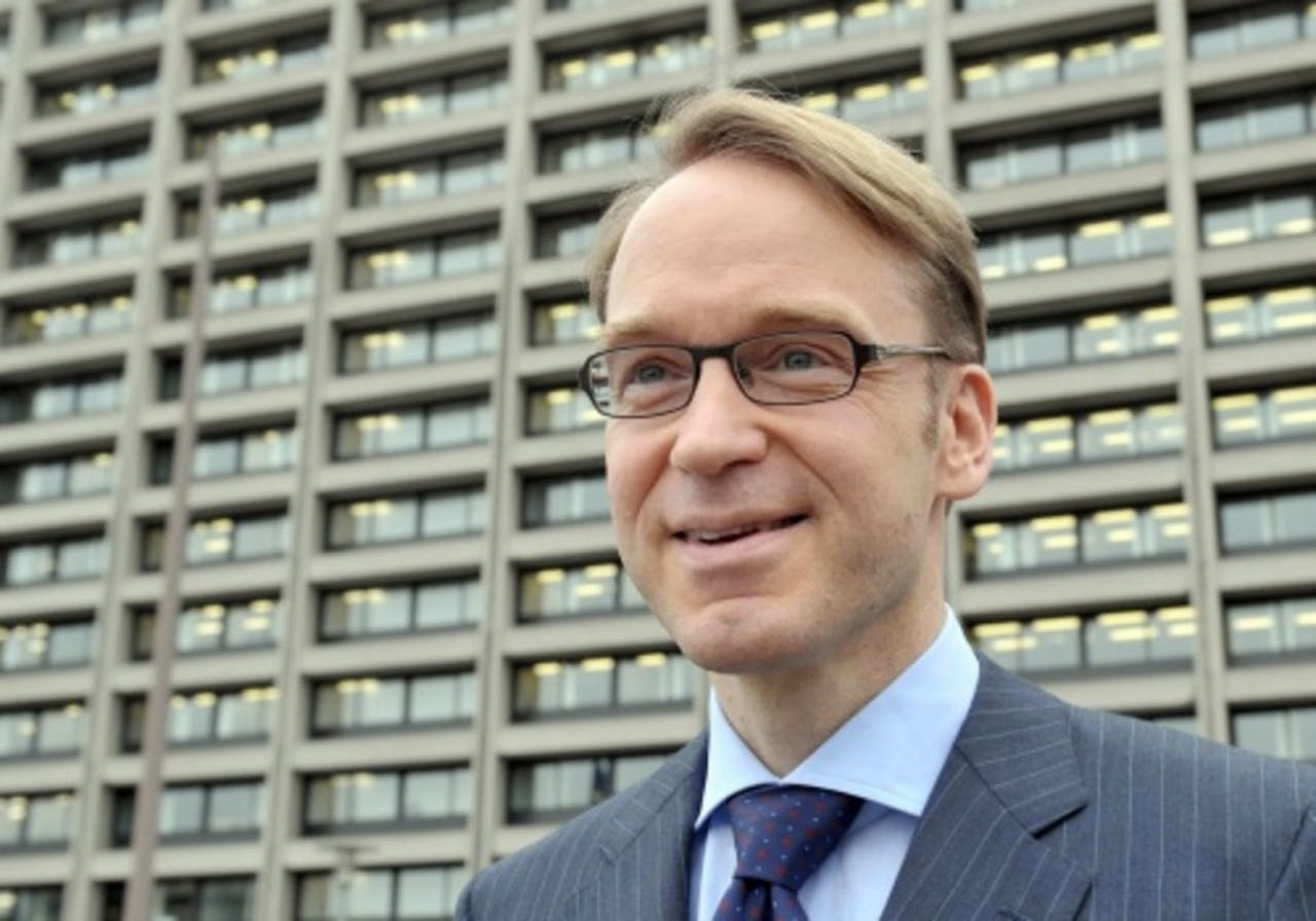 Jens Weidmann. EPA