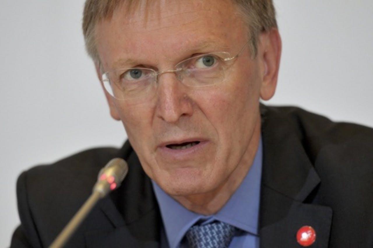 Janez Potocnik. EPA