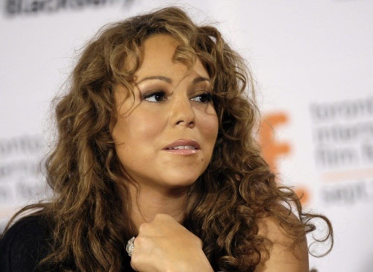 Mariah Carey. EPA