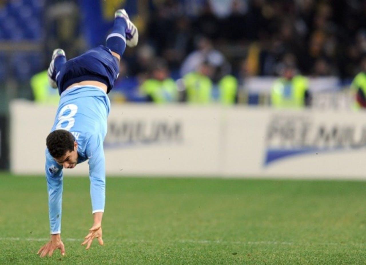 Lazio-speler Hernanes. EPA