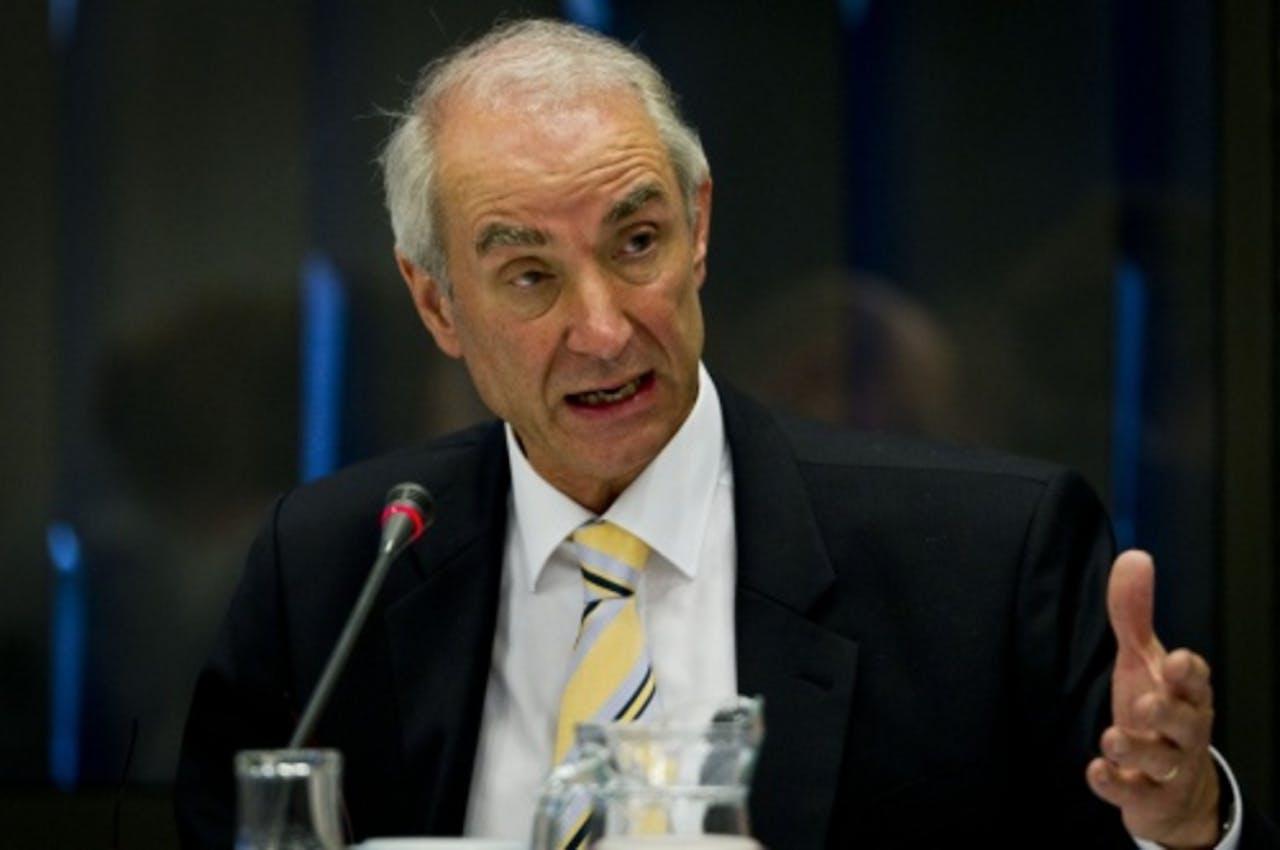 Minister Leers. ANP