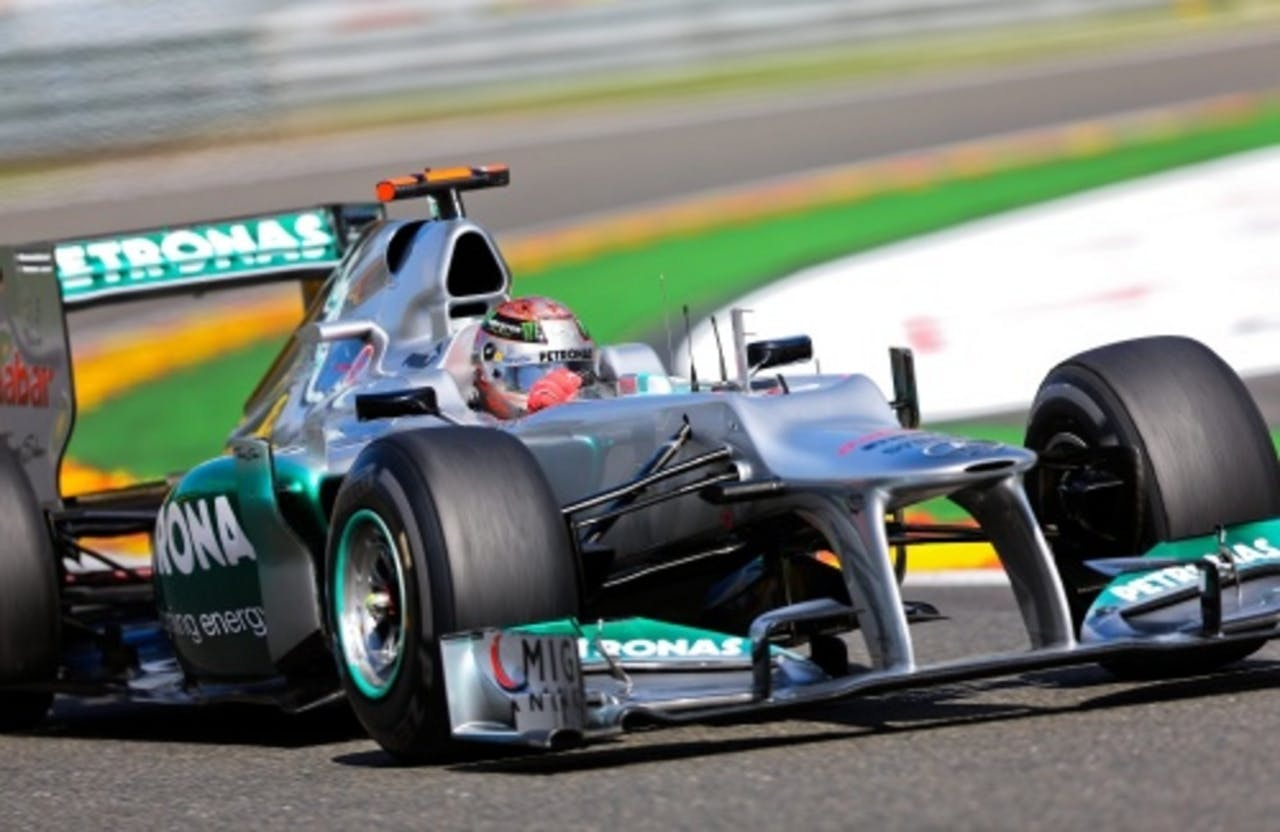 Michael Schumacher. ANP
