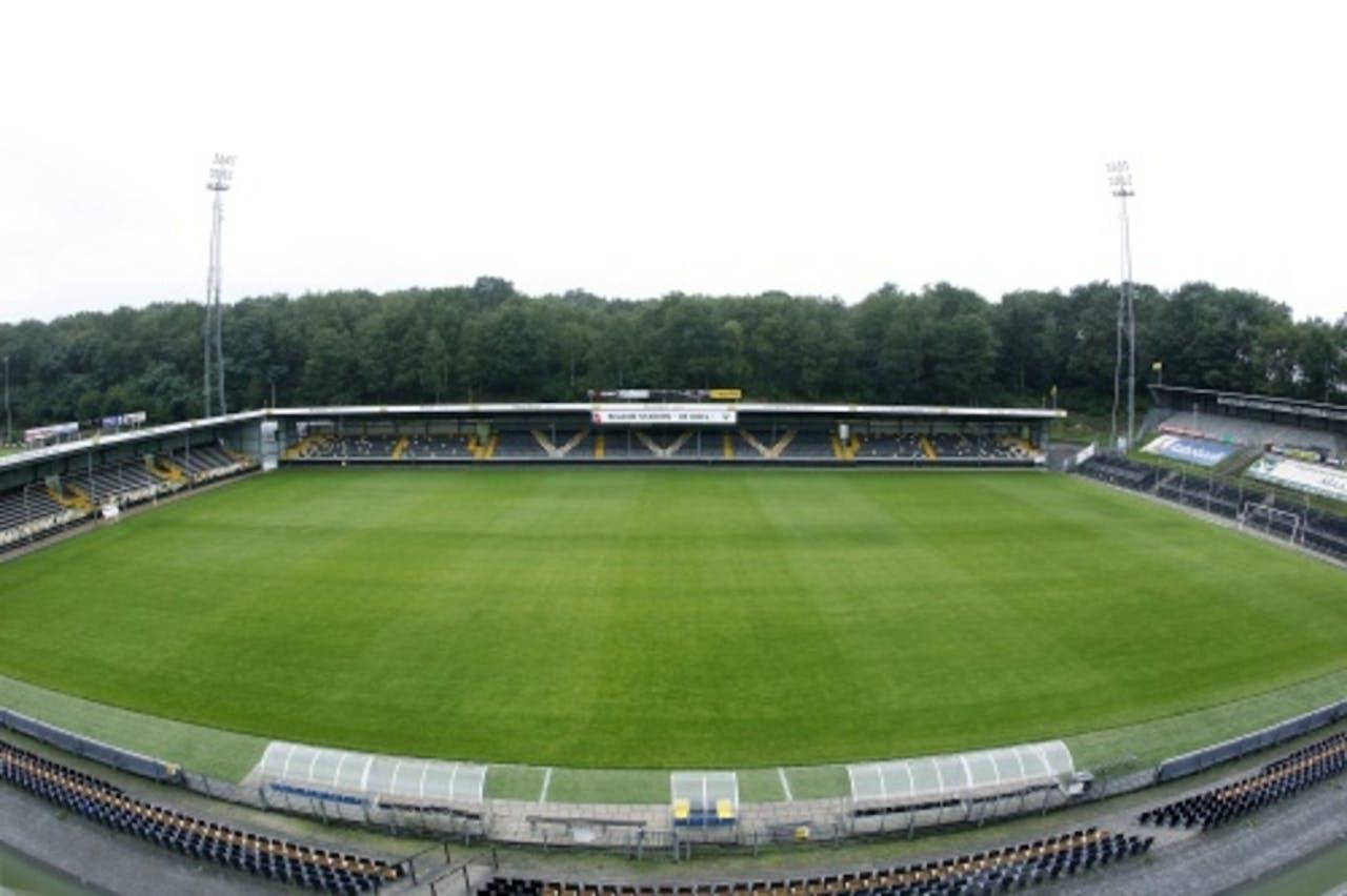 Het huidige stadion van VVV-Venlo, De Koel. ANP
