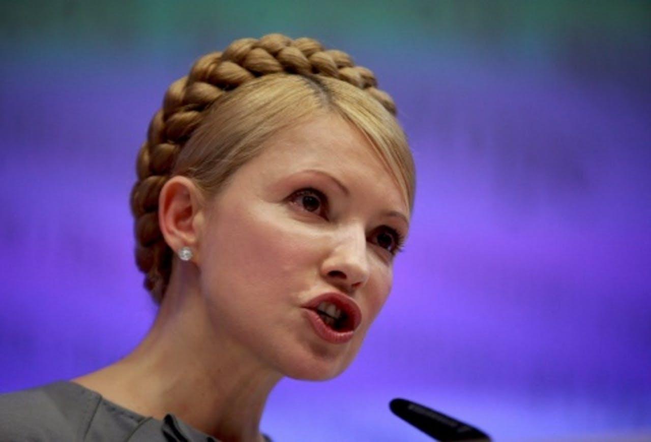 Joelia Timosjenko. EPA