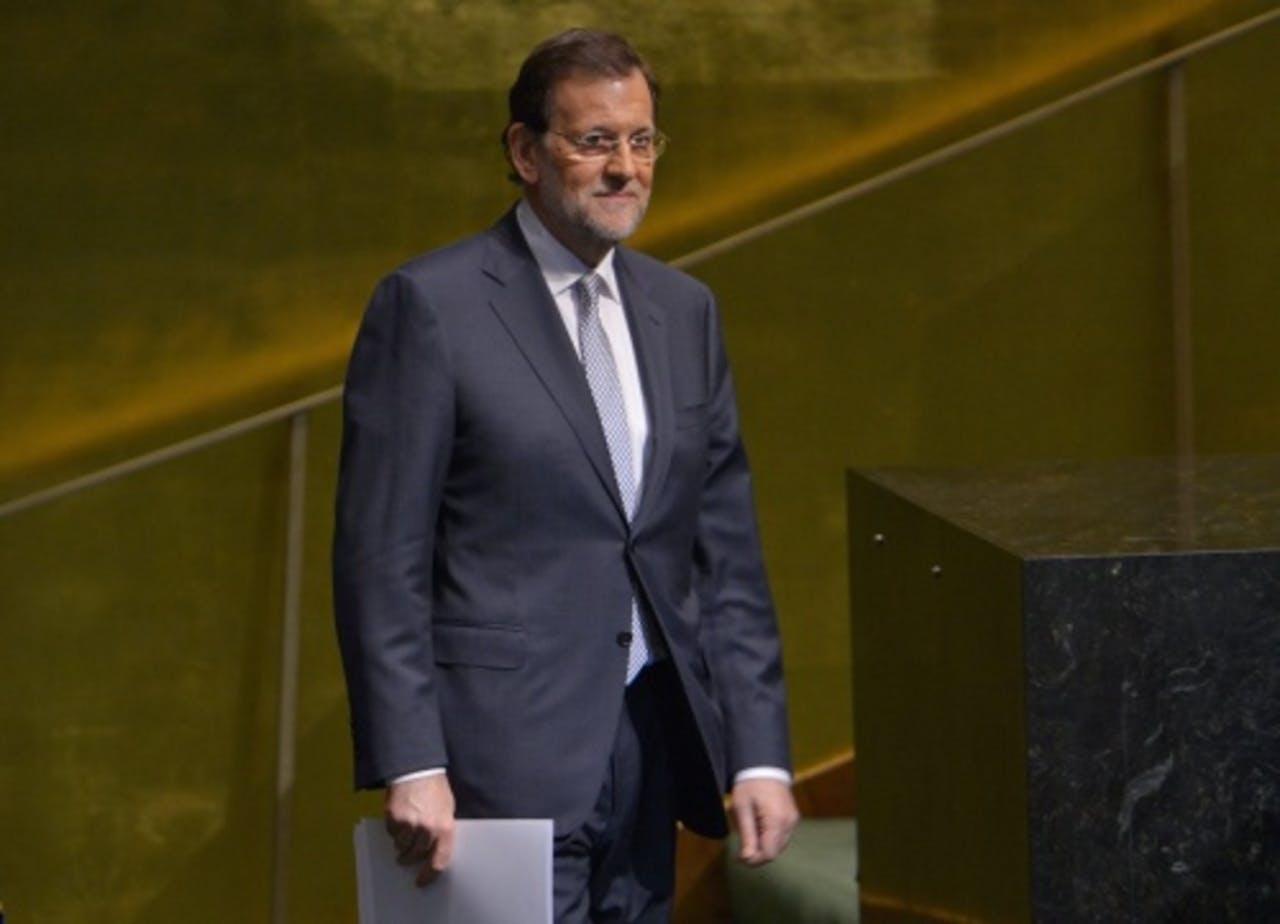 Mariano Rajoy. EPA
