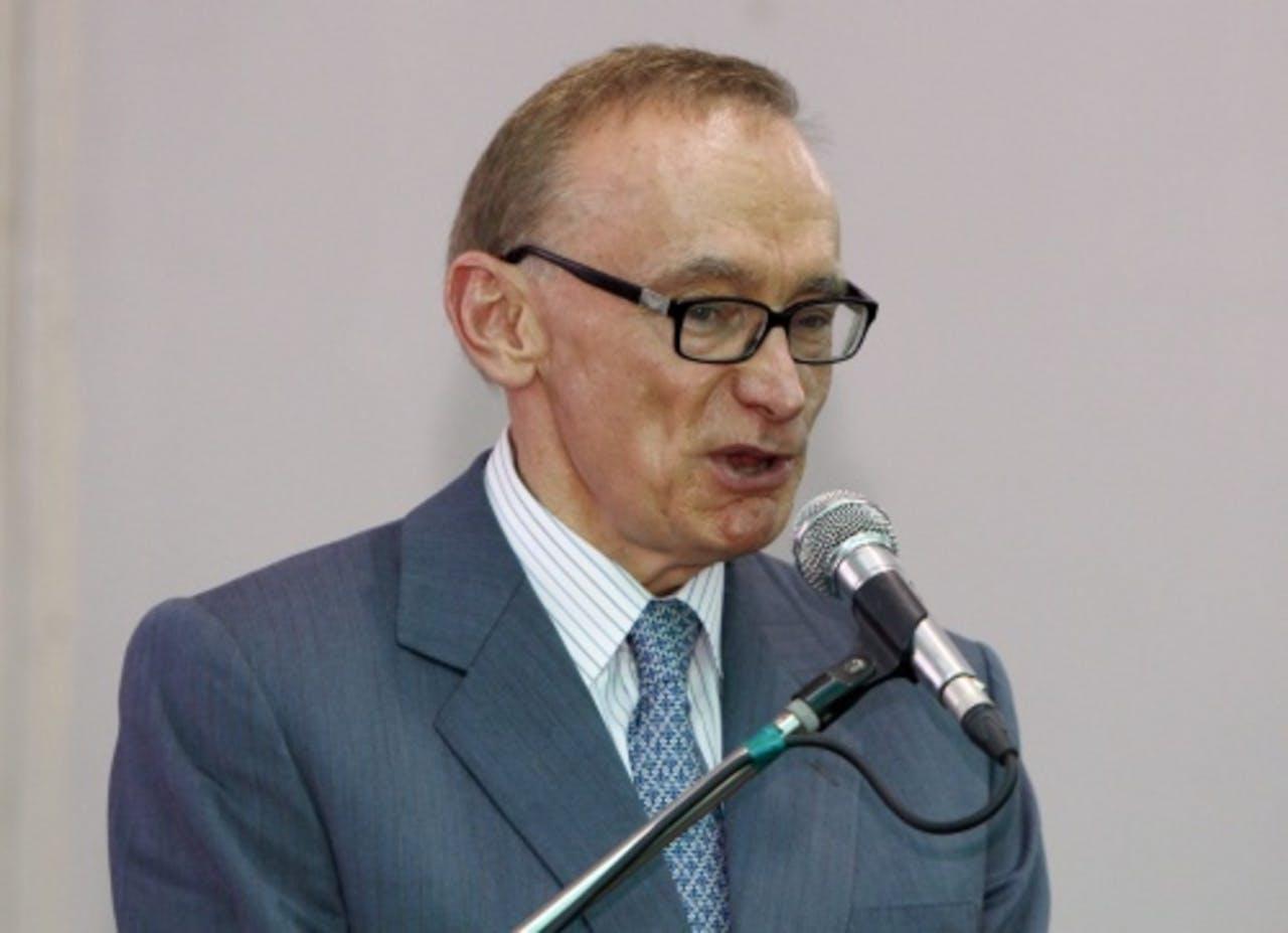 Bob Carr. EPA