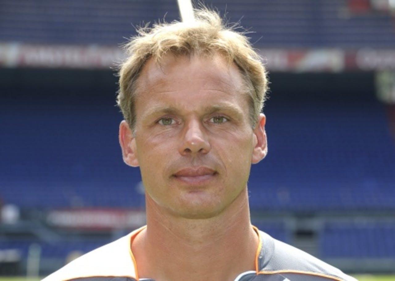 Rob van Dijk. ANP