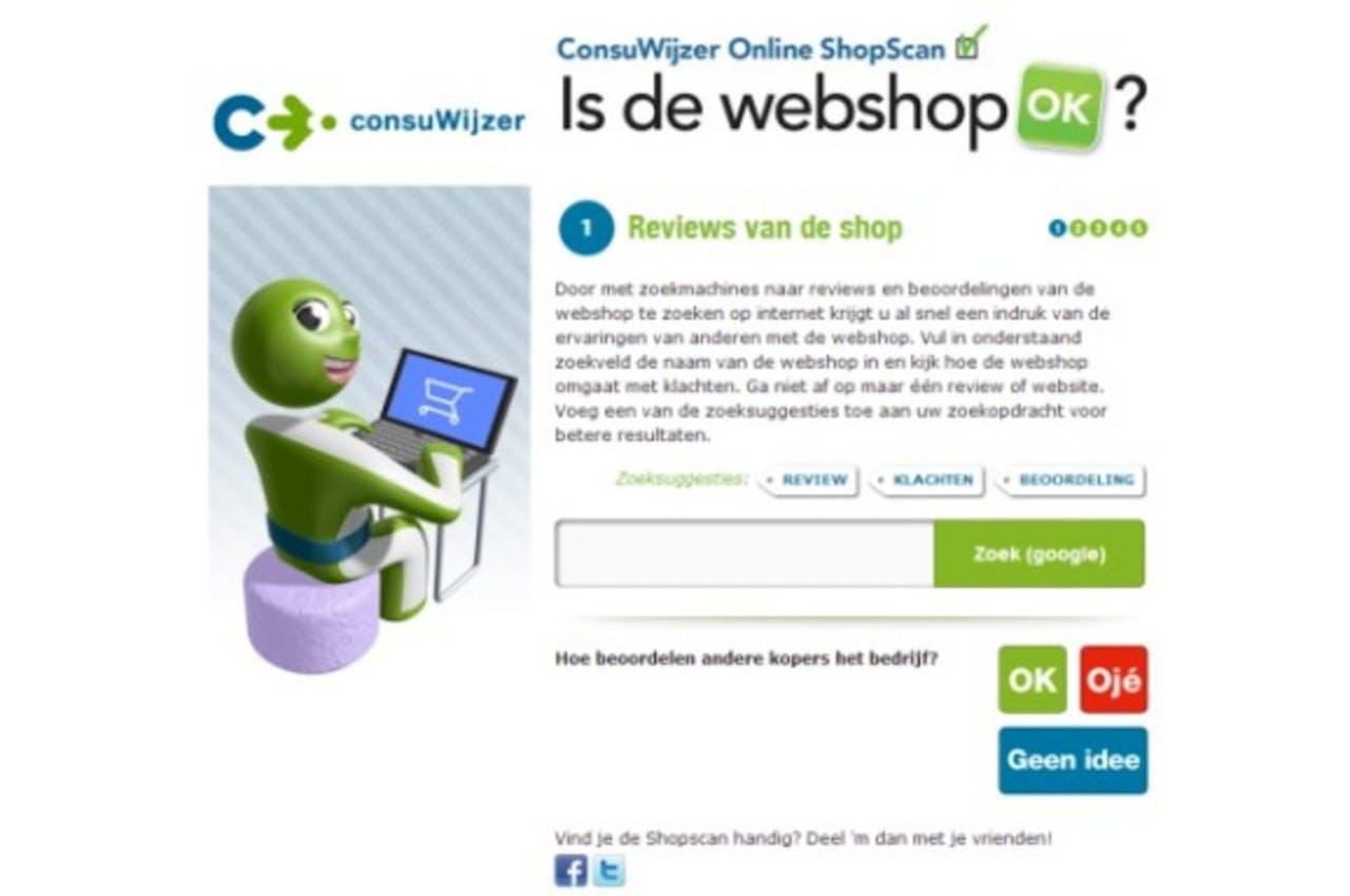 Onderzoek: 40 procent Nederlanders weet niet hoe je veiligheid webshop checkt