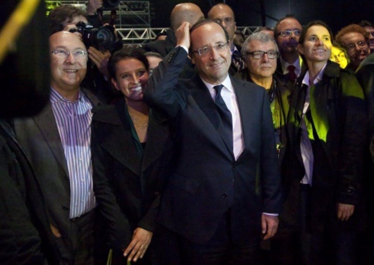 Michel Sapin (L). EPA