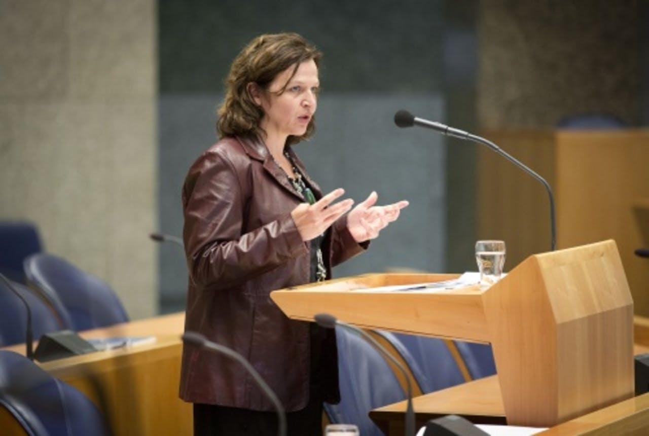 Minister Schippers. ANP