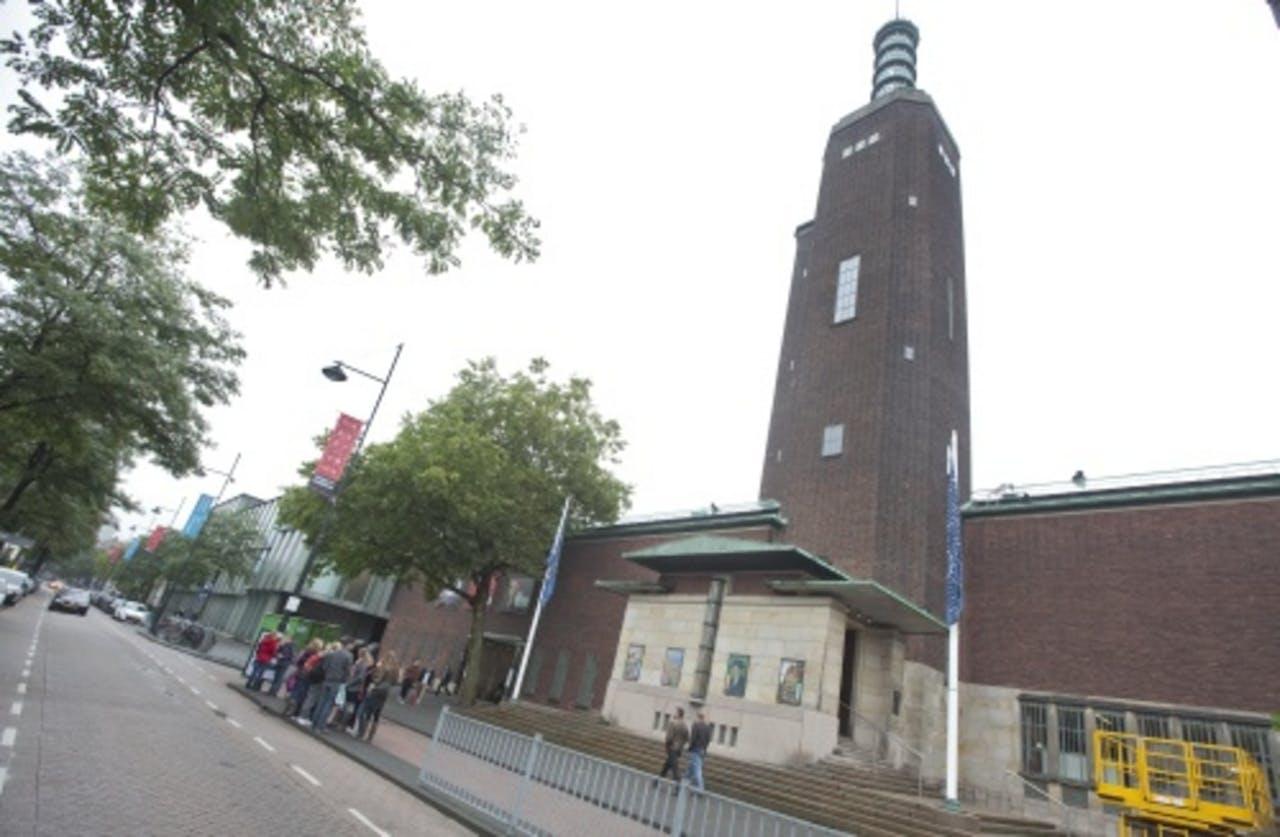 Het Boijmans Van Beuningen in Rotterdam. ANP