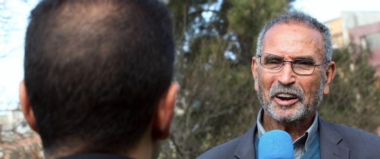 De vader van Mohamed Merah.