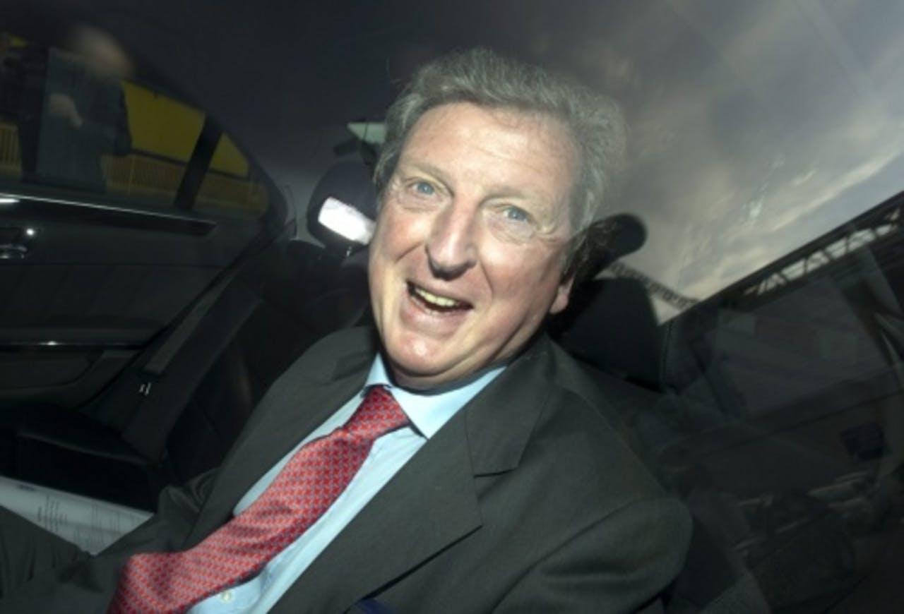 Roy Hodgson. EPA