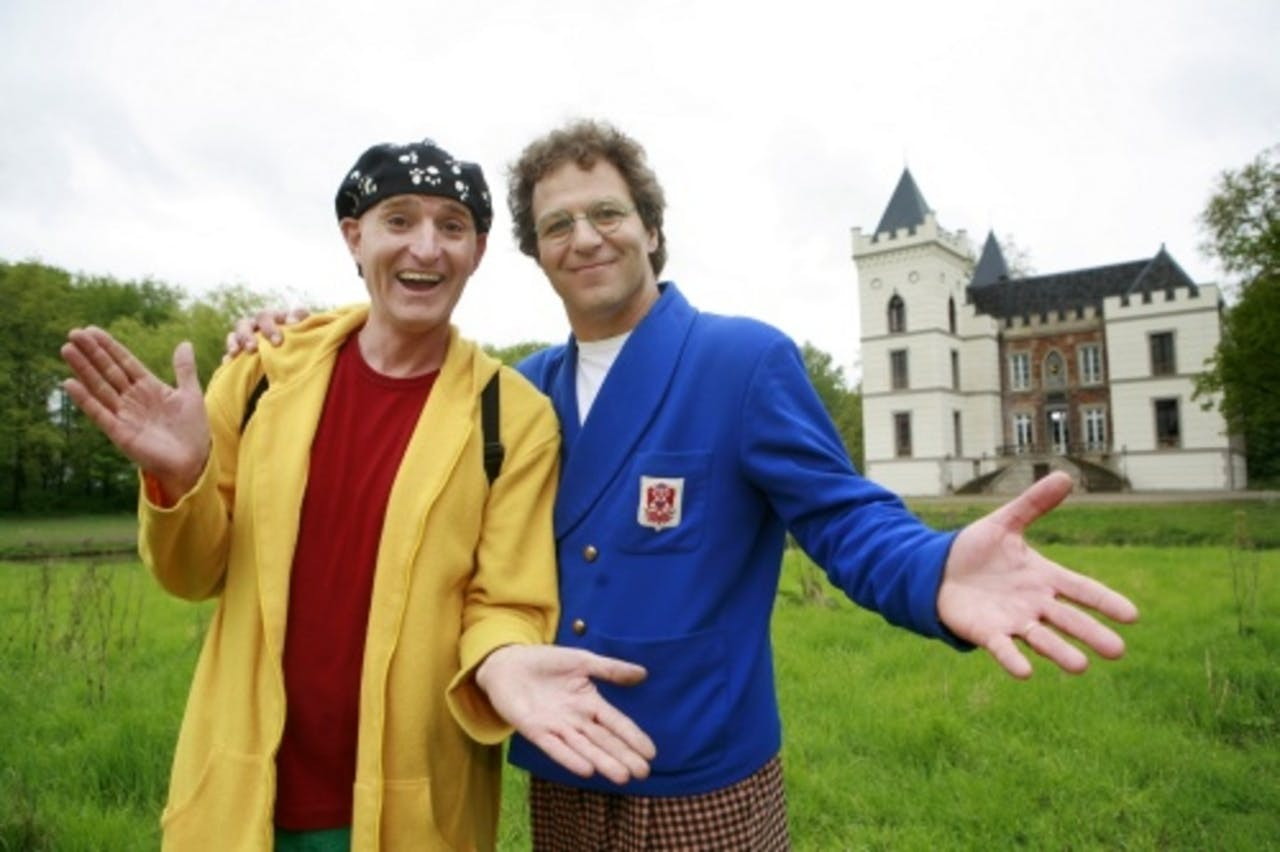 Ernst & Bobbie. ANP Kippa