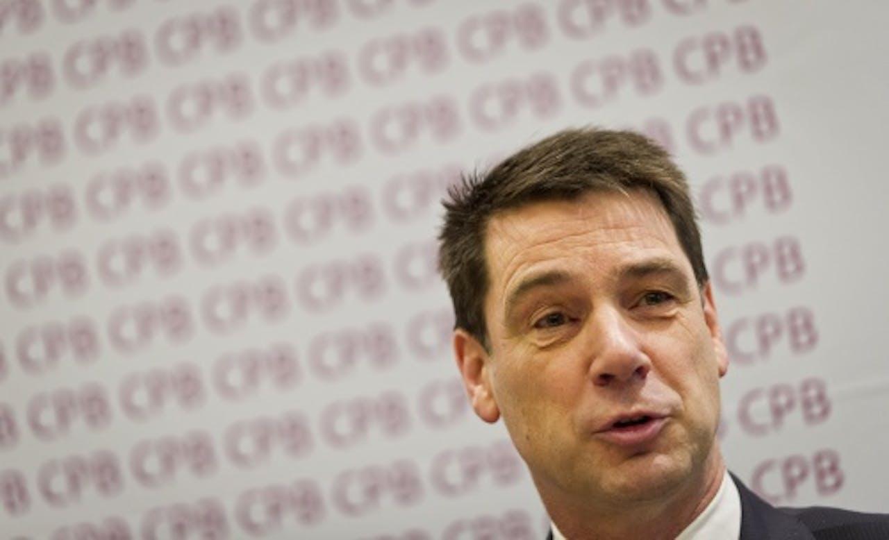 CPB-directeur Coen Teulings. ANP