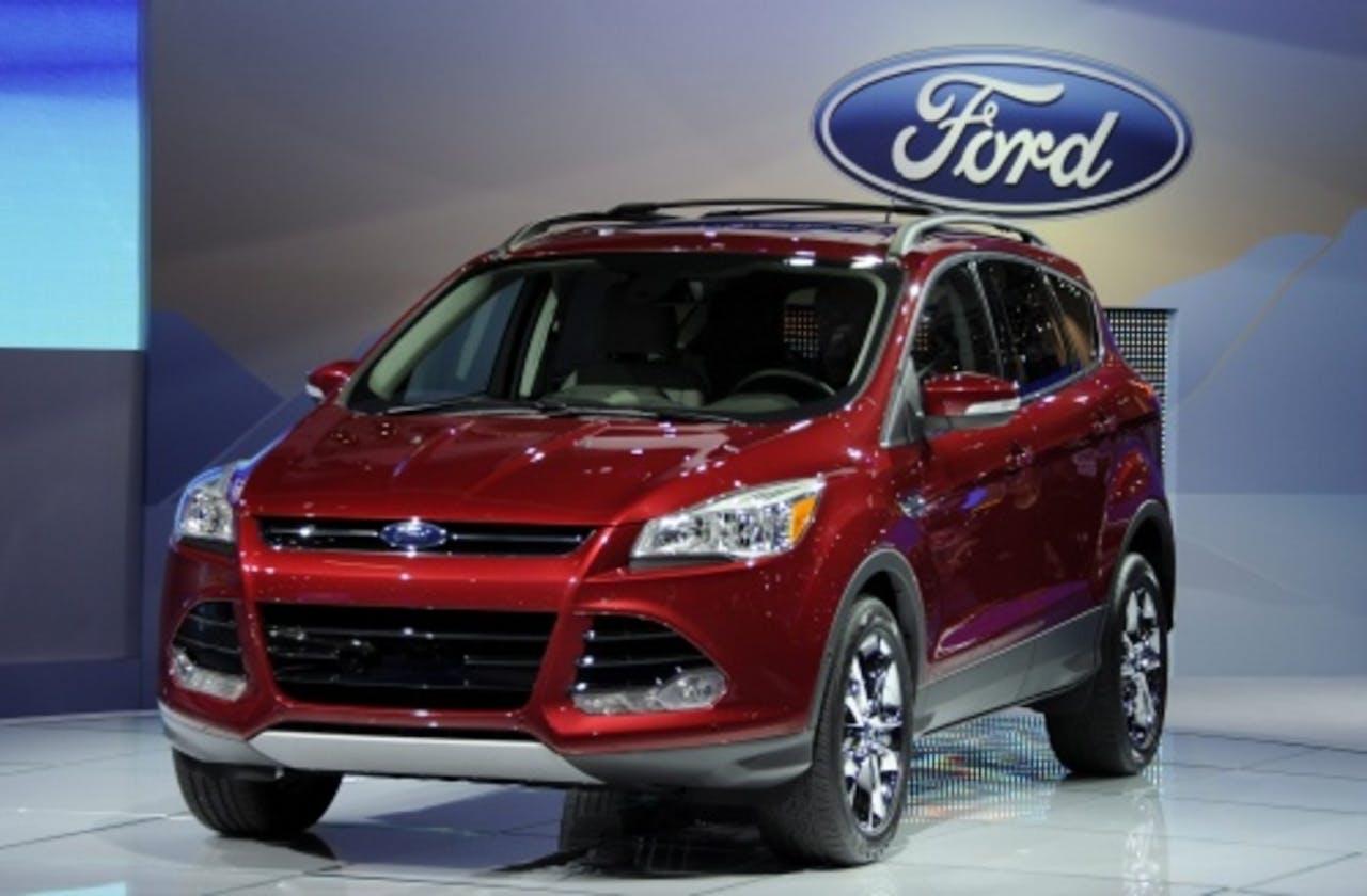 Ford Escape, archieffoto november 2011. EPA