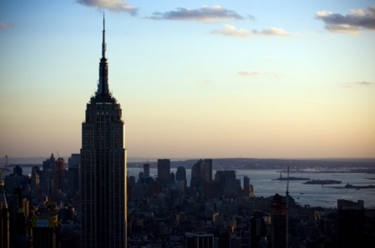 Empire State Building. ANP