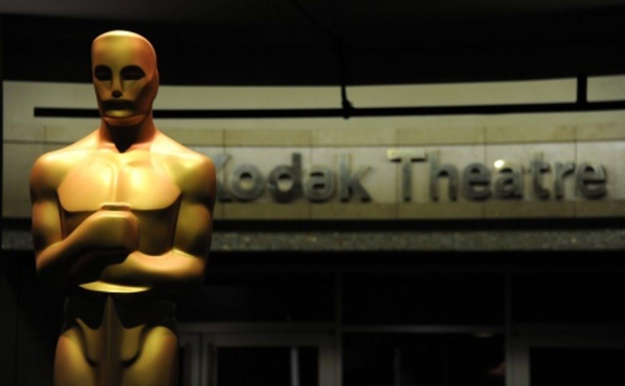 Het oude Kodak Theatre. EPA