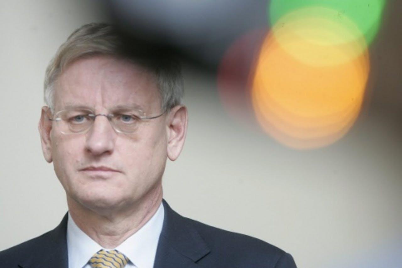 Carl Bildt. EPA