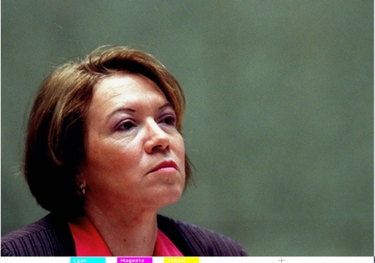 Winnie Sorgdrager (archieffoto 1998). ANP