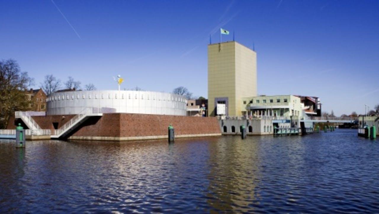 Het Groninger Museum. ANP