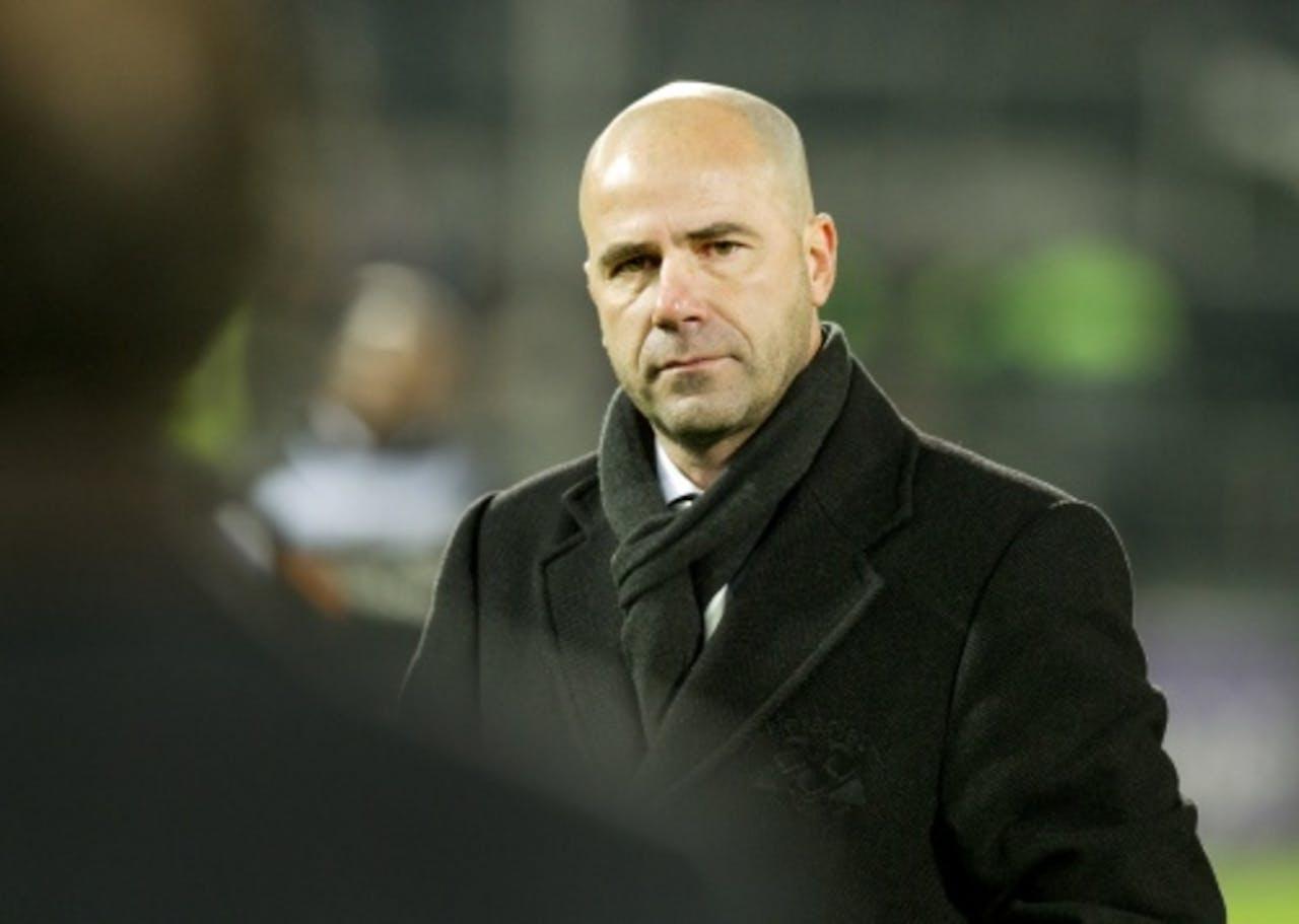 Peter Bosz. ANP