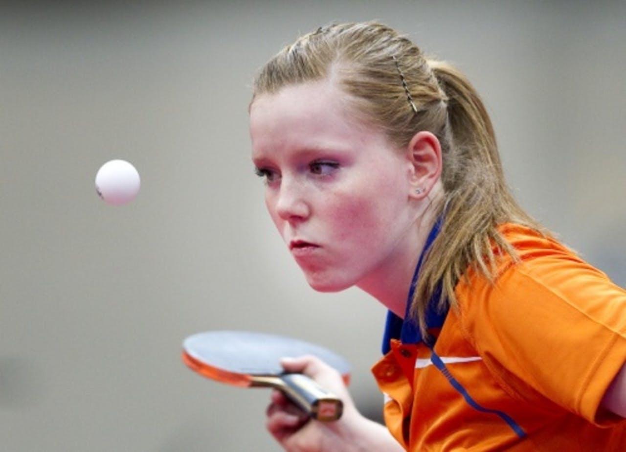 Britt Eerland. ANP