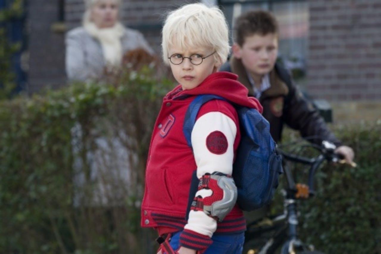 Ole Kroes als Dolfje Weerwolfje. ANP Kippa