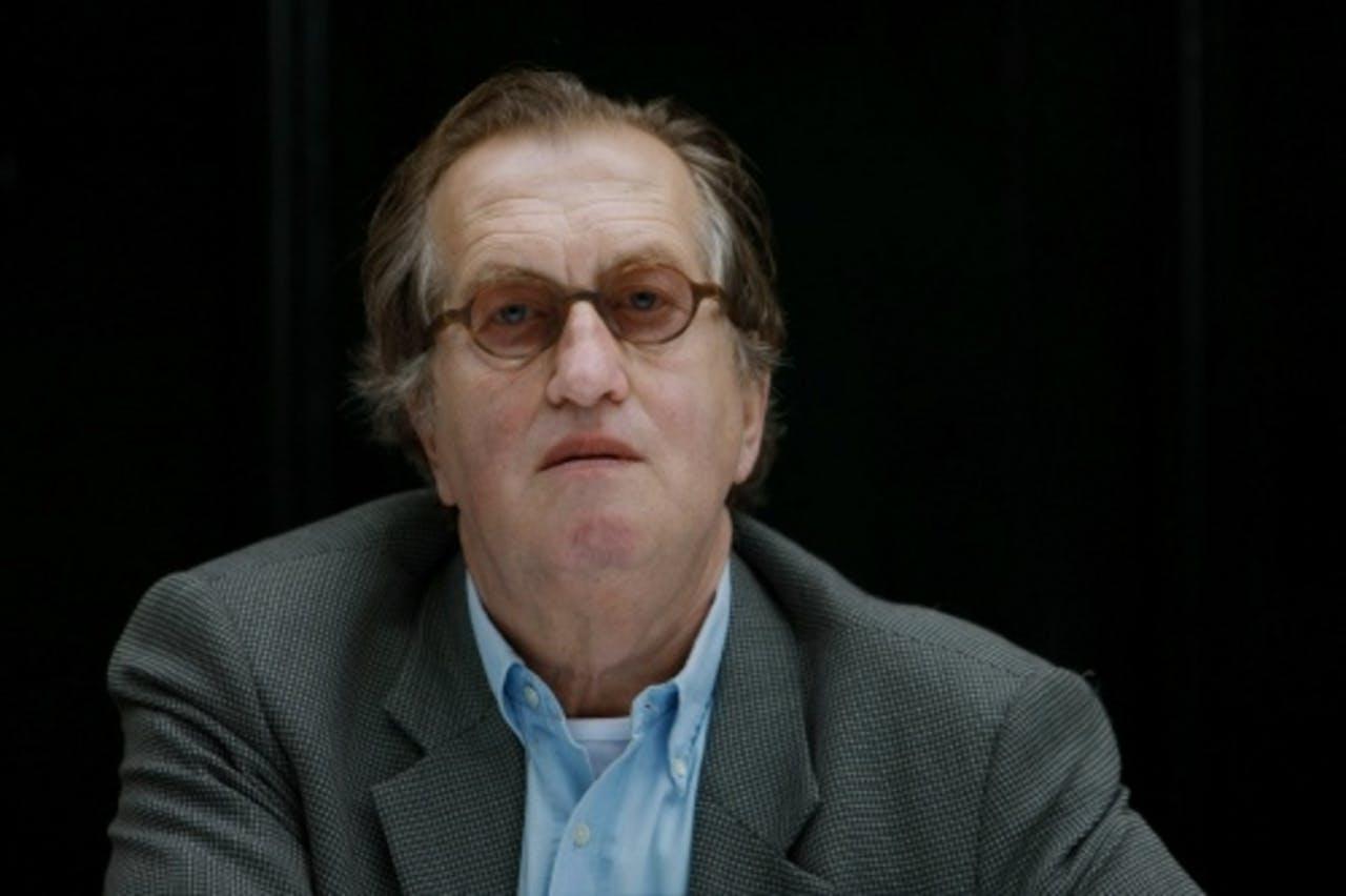 Gerrit Komrij in 2007. ANP