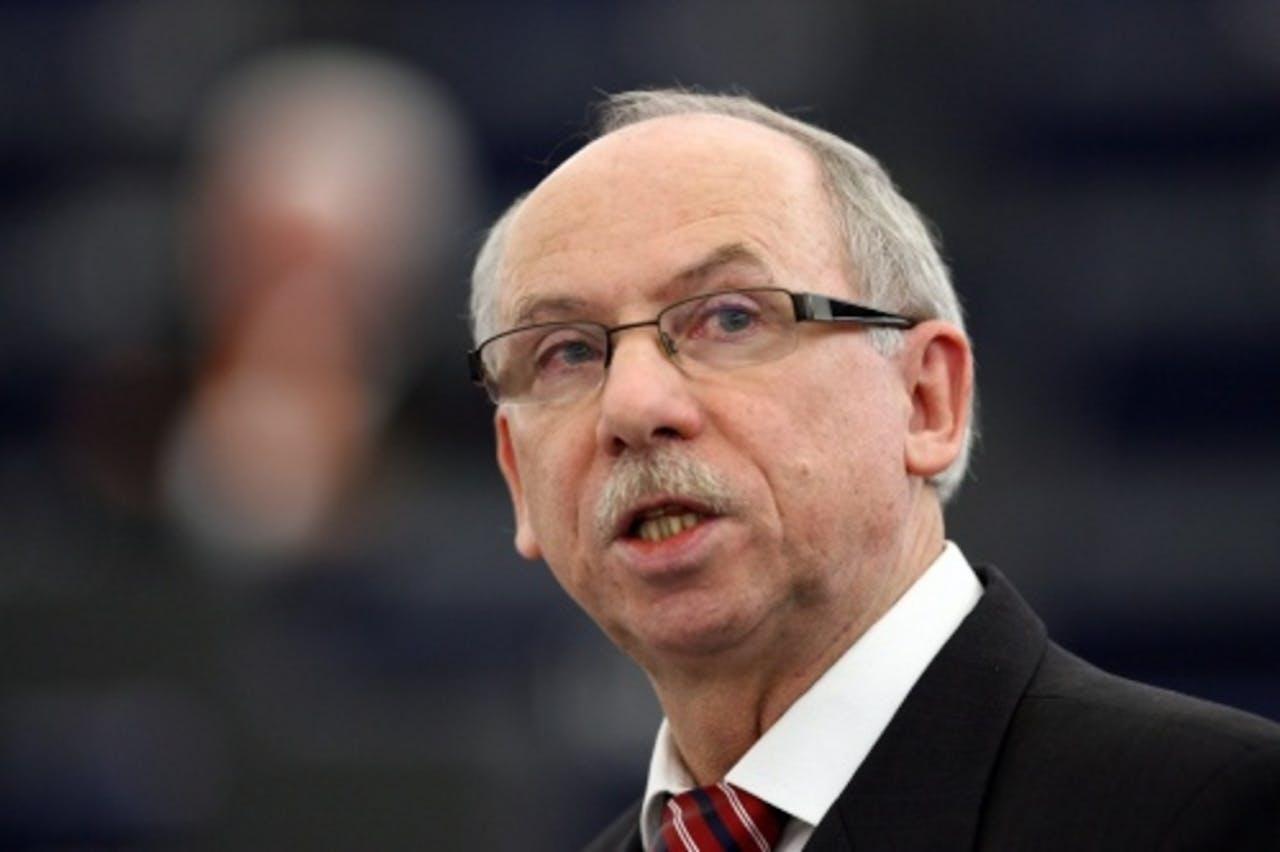 Janusz Lewandowski. EPA