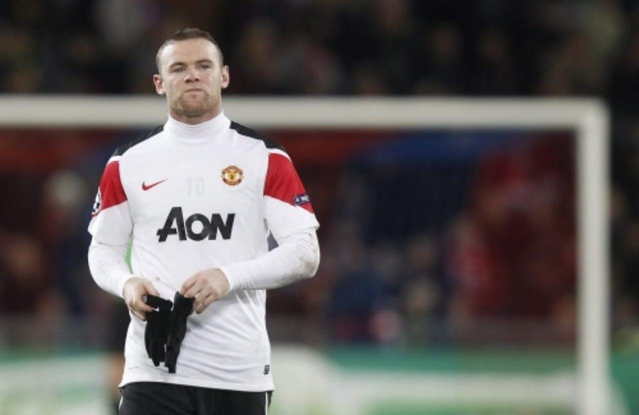 Wayne Rooney. EPA