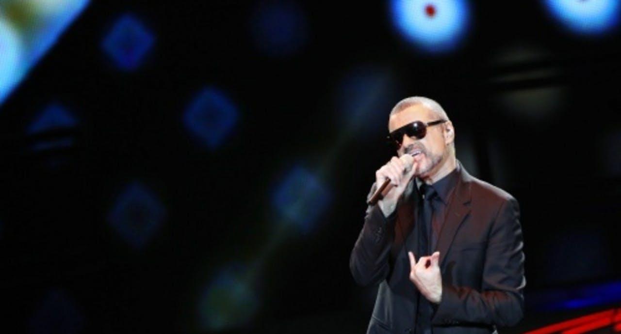 George Michael. ANP Kippa