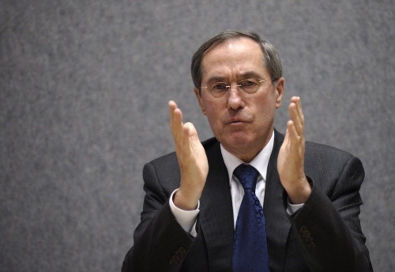 Claude Guéant. EPA