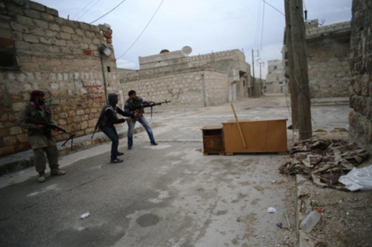 Aleppo. Archiefbeeld EPA