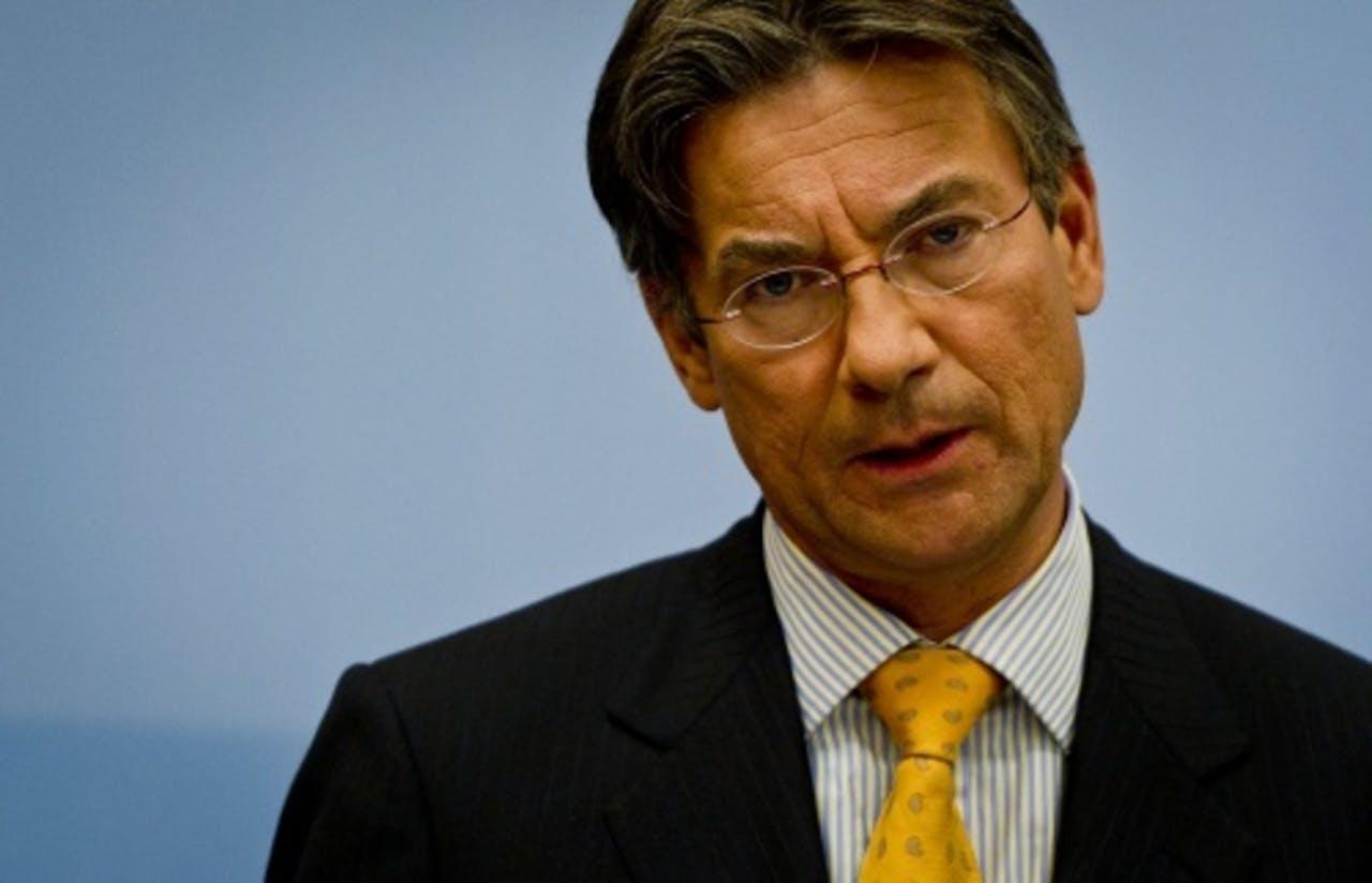 Minister van Economische Zaken Maxime Verhagen. ANP