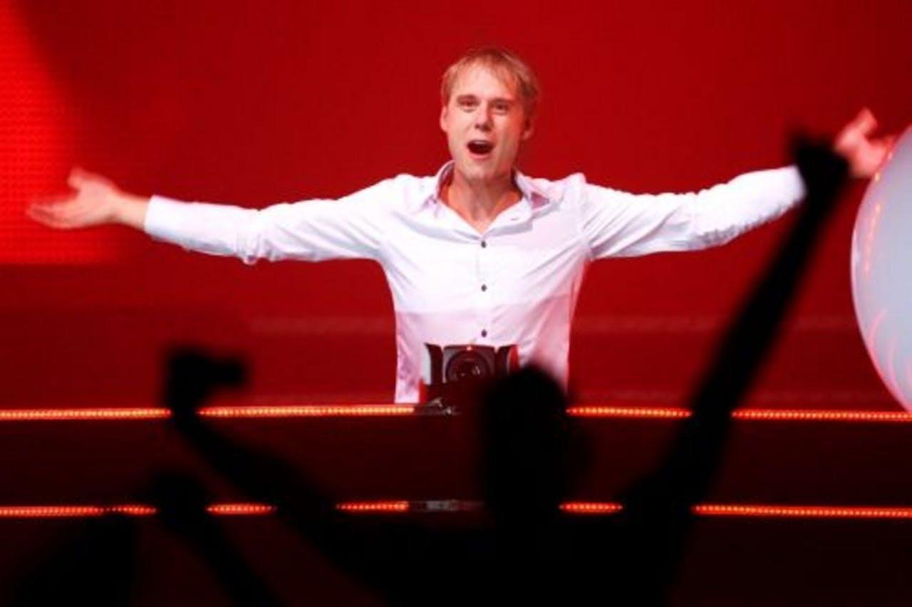 Dj Armin van Buuren. ANP Kippa