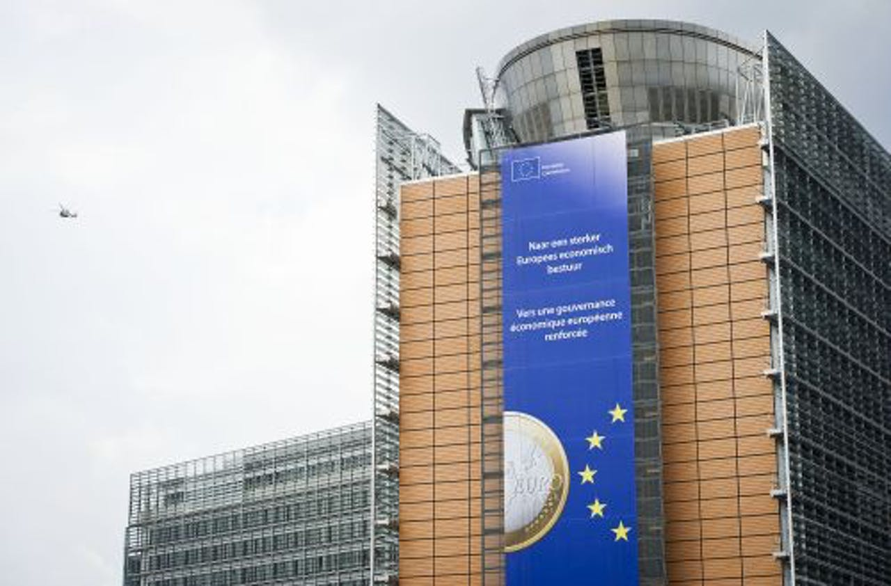 Gebouw Europese Commissie. ANP