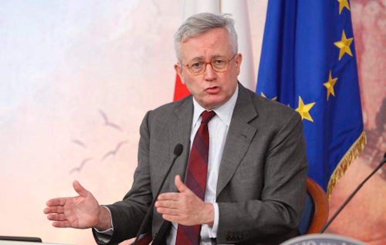 Giulio Tremonti. EPA