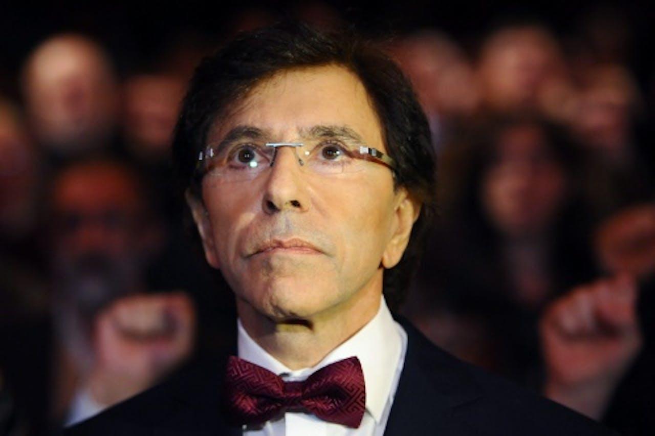 Aankomend premier Elio Di Rupo. EPA