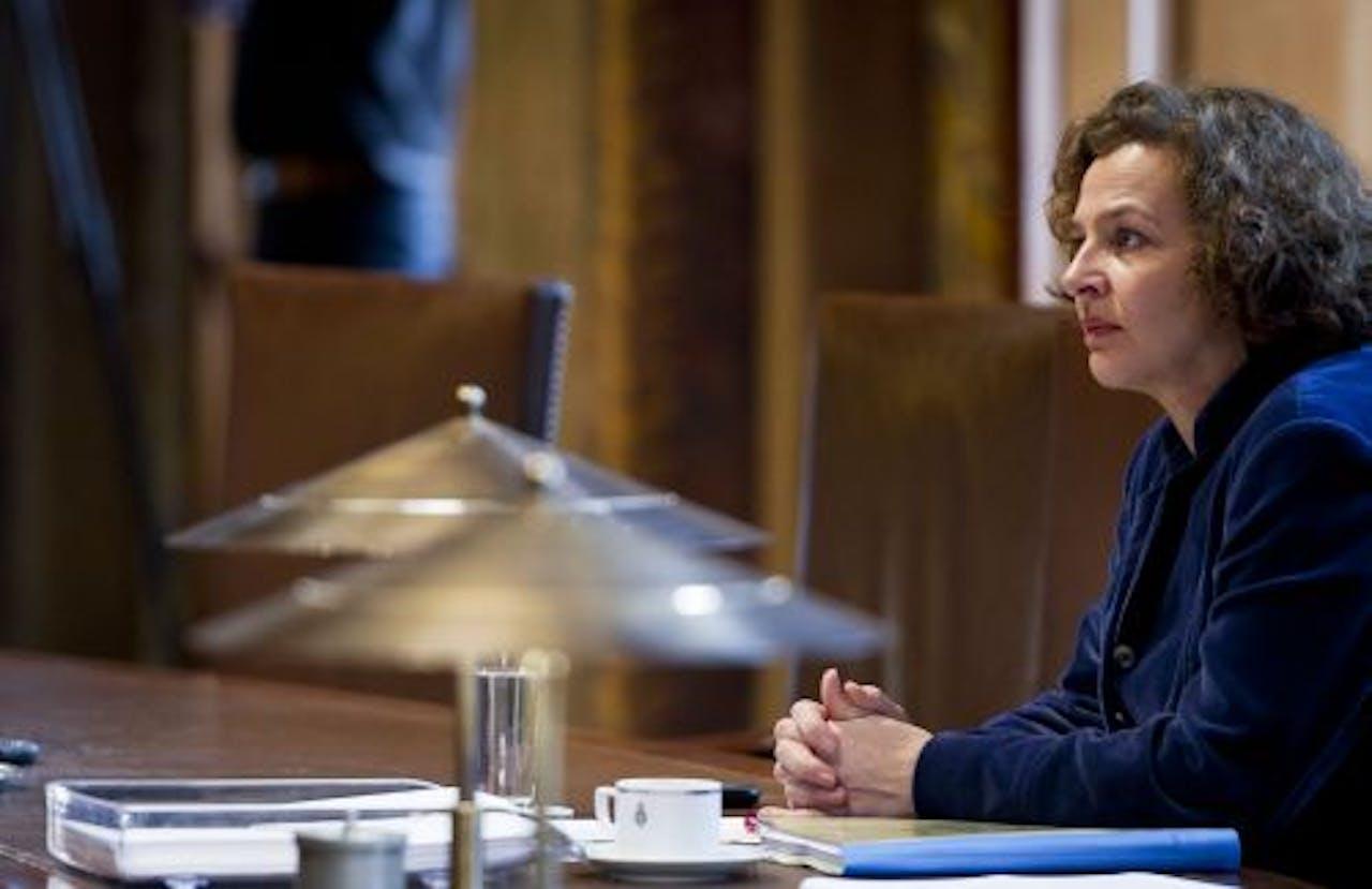 Minister Edith Schippers van Volksgezondheid. ANP