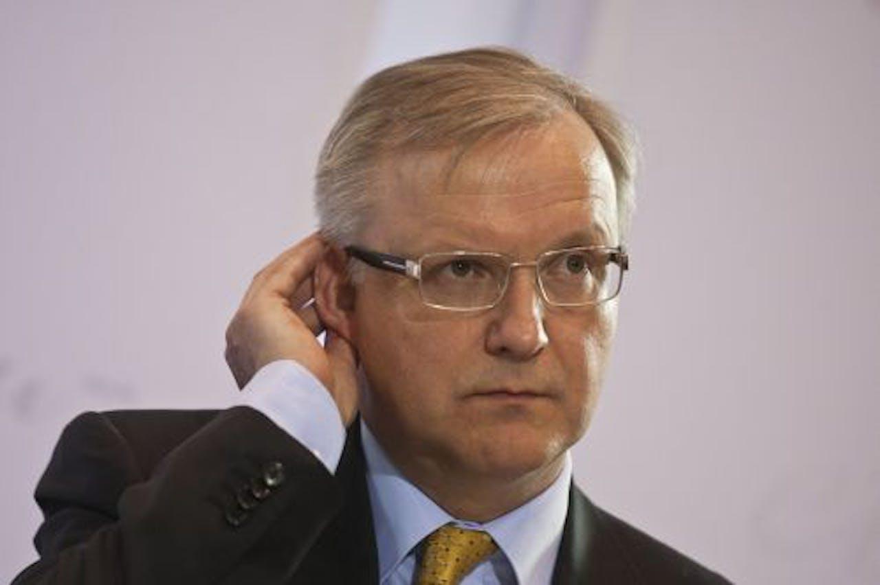 Olli Rehn. ANP