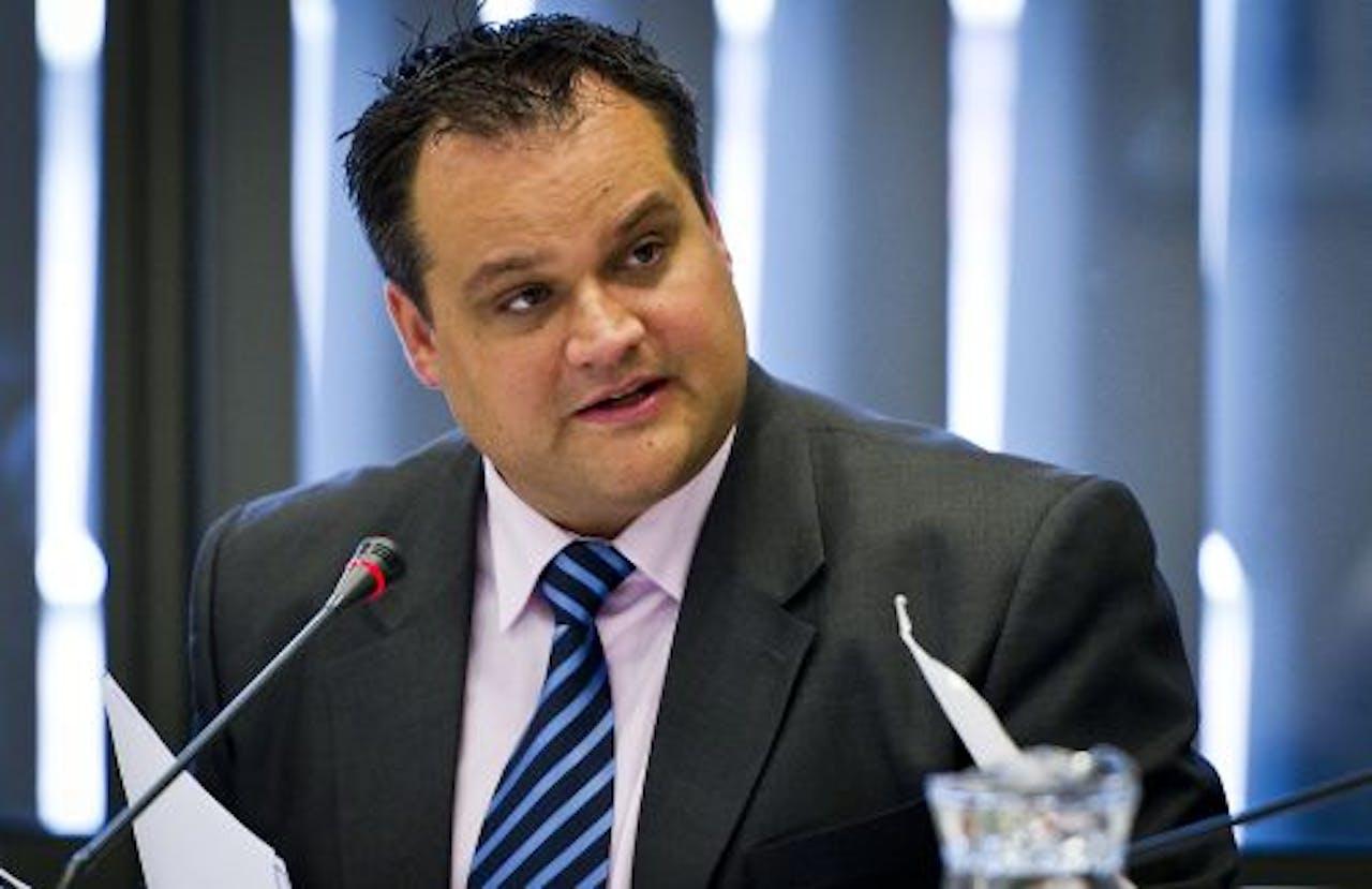 Minister Jan Kees de Jager (Financiën). ANP