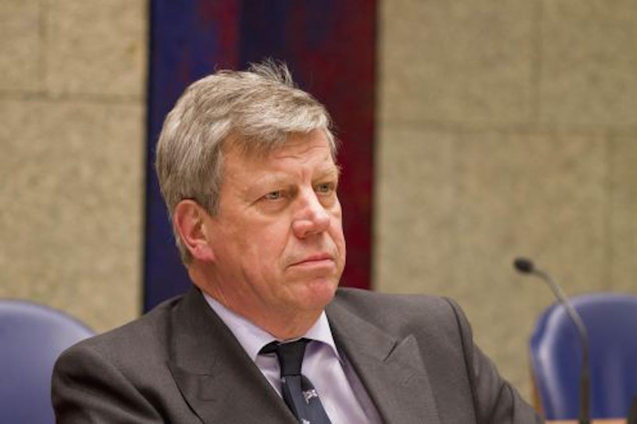 Ivo Opstelten. ANP
